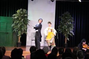 メリーウィドウ公演